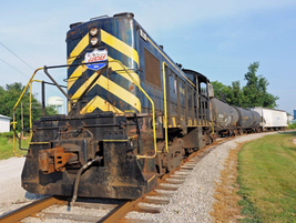 Lucas Oil Railroad. Lucas Oil purchased the Louisville New Albany & Corydon Railroad in southern...