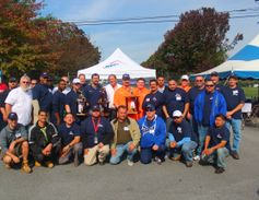 NFI holds its own truck rodeo.