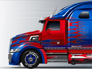 Western Star says Transformers director Michael Bay took one look at the early sketches of the...