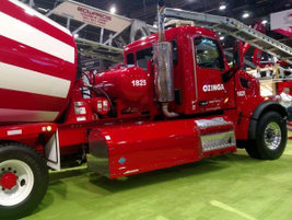 Ozinga, a ready mix operation in Chicago, has committed to converting its fleet to natural gas...