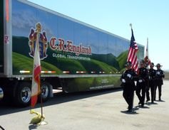 C.R. England Opens Second-Largest Facility