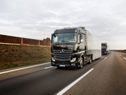 Photos: The European Truck Platooning Challenge