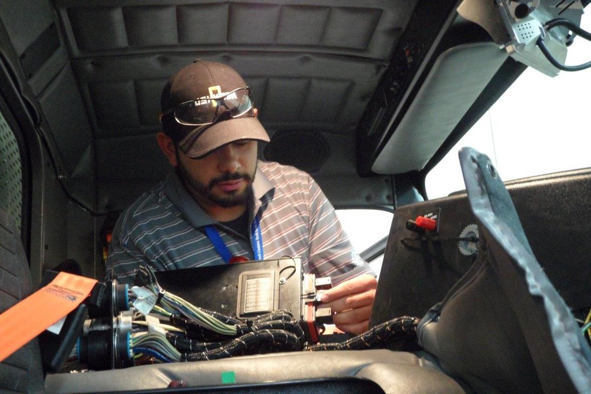 Rush Tech Skills Rodeo 2013