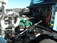 A D11 diesel (this one rated at 405 horsepower and 1,550 pounds-feet) is newly available with...