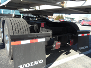 Wide-base tires and wheels save 400 to 500 pounds and 1% to 4% in fuel compared to dual tires...
