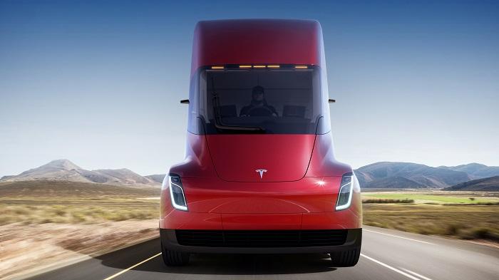 Tesla Semi Unveiling
