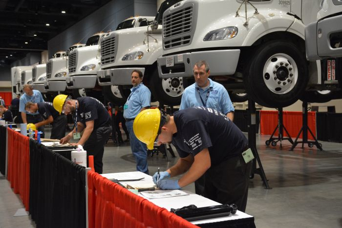 Scenes from TMC's SuperTech 2016 Competition