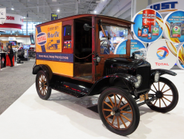 Total Lubricants USA showcased a bit of its history at its TMC booth. The company was founded in...