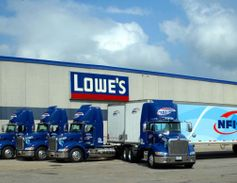NFI recently launched a liquified natural gas fleet in Texas working with Lowe's.