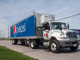 PepsiCo has been experimenting with alternative fuel and drivetrain technologies. Such as XL...