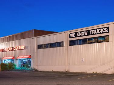 Tri State Truck Center in Shrewsbury, Mass.