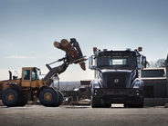 The VNX was designed for heavy-haul trucking operations such as logging, heavy equipment...