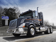 Volvo's new VNX is a heavy-haul, high-performance model designed for extreme gross weight...