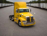 A day-cab version is also available with all the powertrain and driver comfort and safety...
