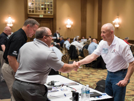 Heavy Duty Trucking eXchange in Photos