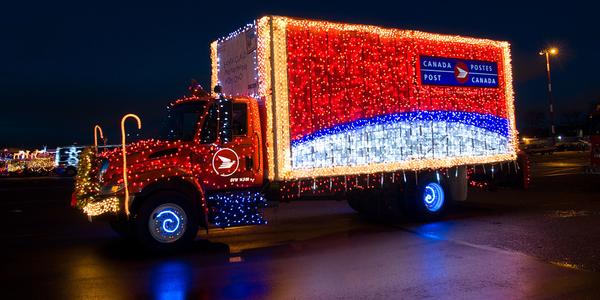 16th Annual IEOA Truck Light Convoy