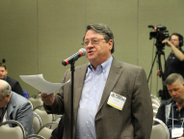 David Owen of the National Association of Small Trucking Companies talks about how new-entrant...