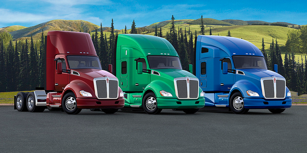 Kenworth T680 Now Available with Bendix eTrac for 6x2 Axle Configurations