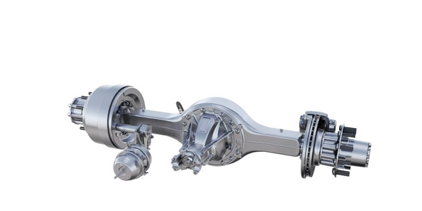 13X Drive Axle Designed for Medium-Duty Applications