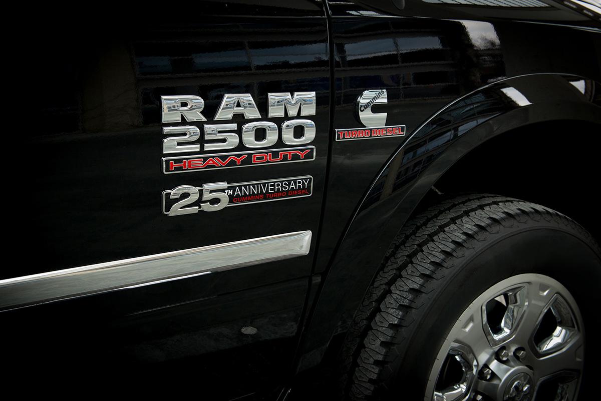 Cummins Releases 25th Anniversary Package for Turbo Diesel Rams