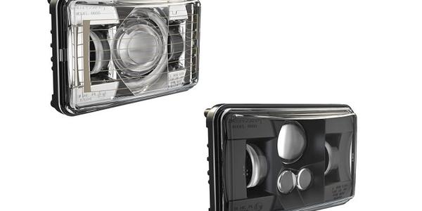 LED Headlight Meets Top NHTSA Guidelines