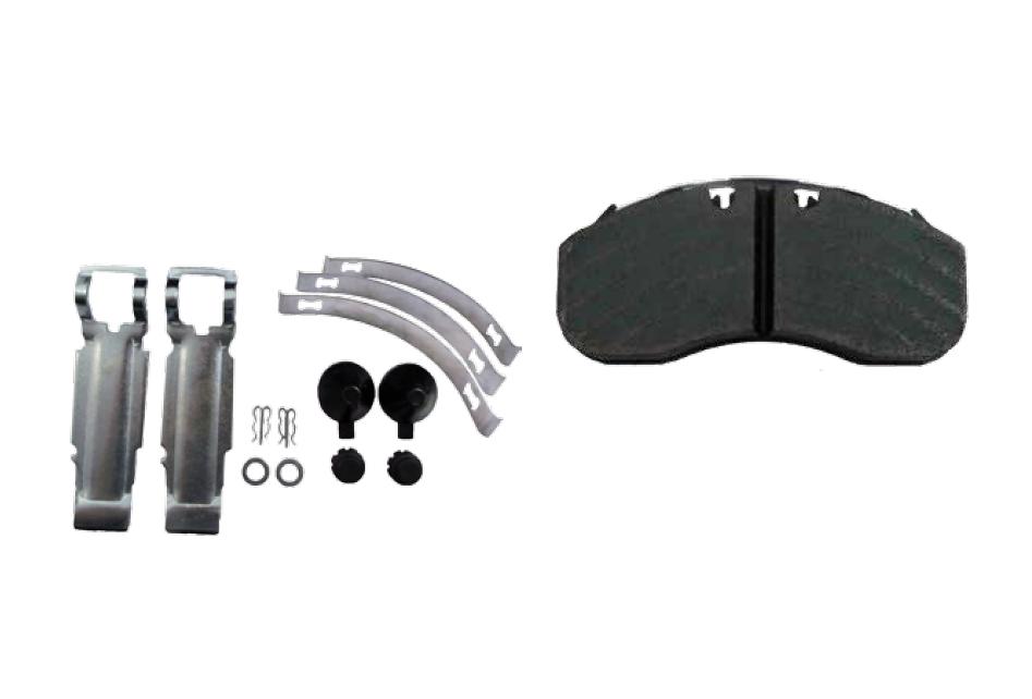 AxleTech International Releases Air Disc Brake Pads