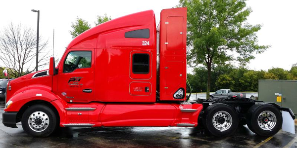 Agility Adds Lighter, Higher Capacity CNG System
