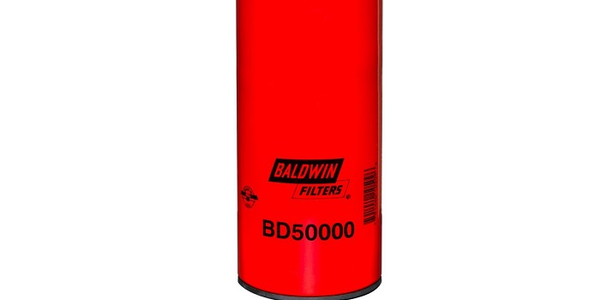 Baldwin's BD50000 Lube Filter Designed for Durability