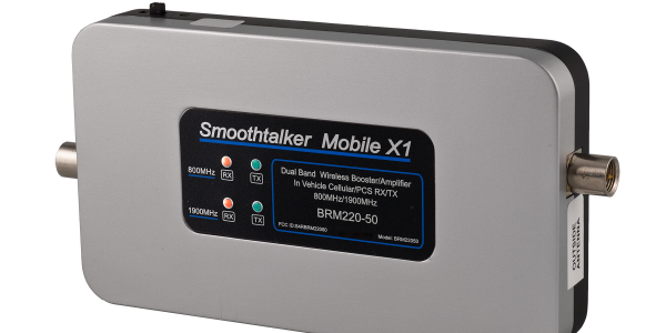 SmoothTalker's Mobile X1 Wireless Cellular Signal Booster Kits Receive FCC Certifications