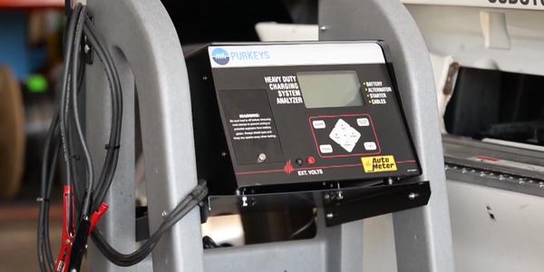 Benchtop Electrical Analyzer Performs Preventative Checks