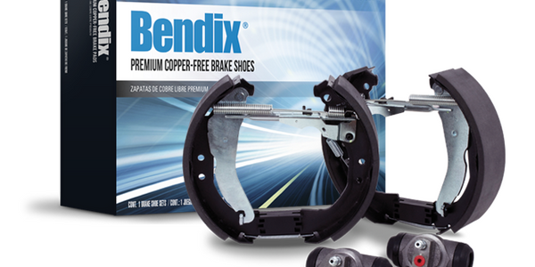 Bendix Brake Shoe Kits Reduce Installation Time