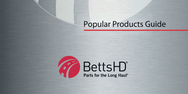 BettsHD Introduces Popular Parts Guide