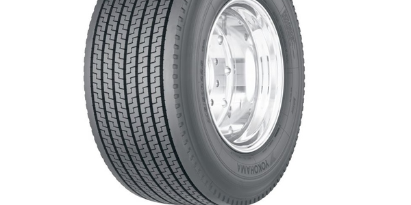 Yokohama Announces New Ultra Wide Base Drive Tire