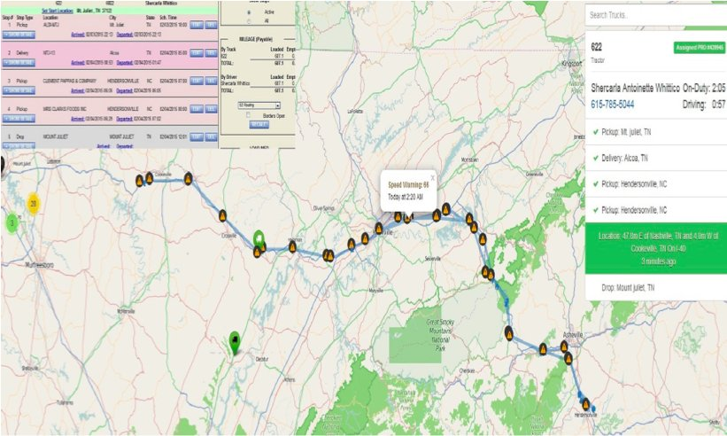 Enhanced Mapping Application Introduced