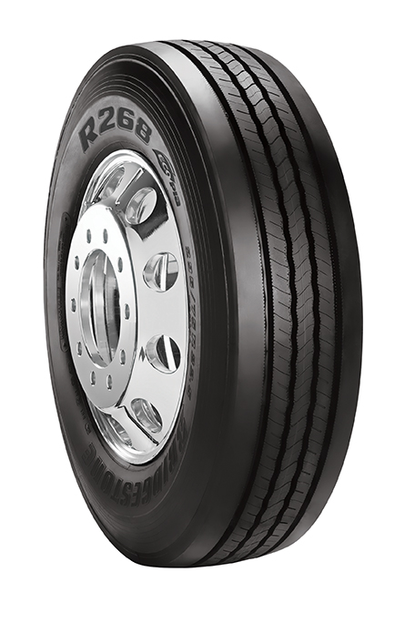 Bridgestone Introduces New R268 Ecopia Tire
