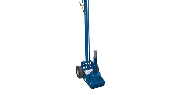 Mahle Offers 25-Ton Commercial Vehicle Axle Jack