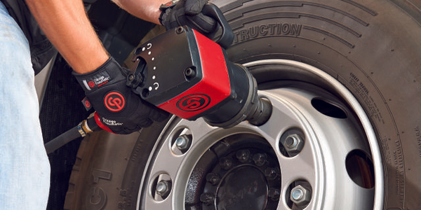 Chicago Pneumatic Announces New Impact Wrench