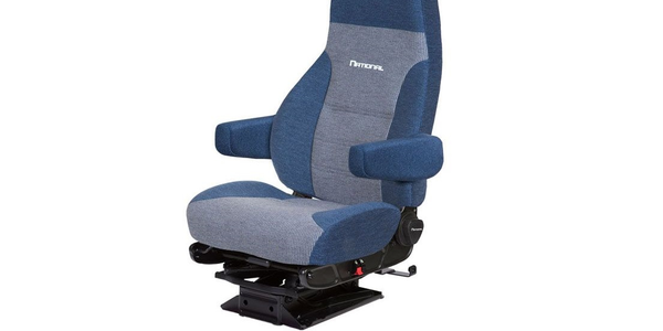 Low-Profile Seats Designed for Medium-Duty Trucks