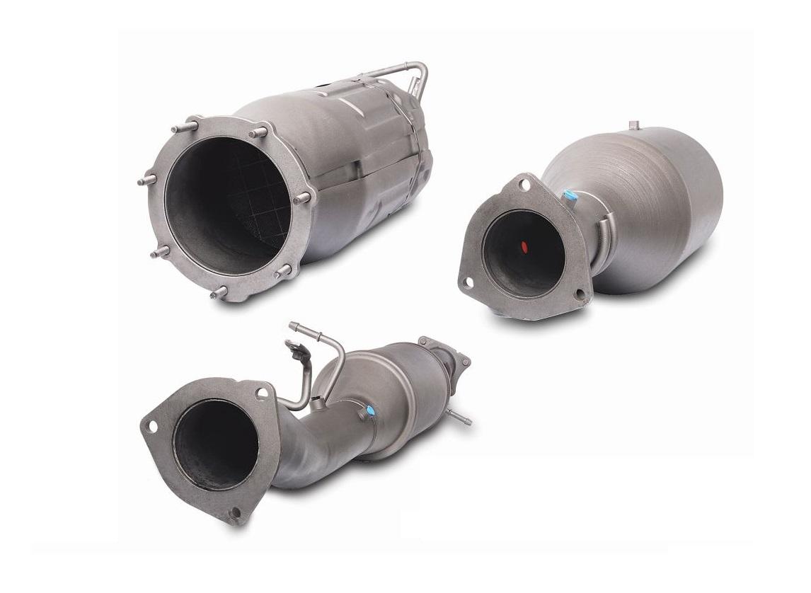 Cardone Offers Remanufactured DPFs for Medium-Duty