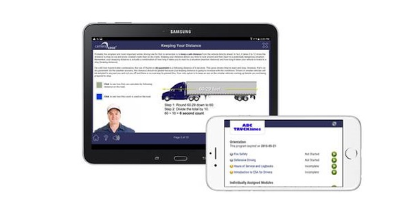 CarriersEdge Releases Driver Training App