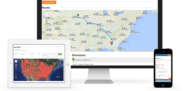 ComFreight Matches Trucking Companies with Freight