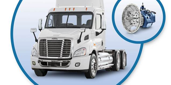 Eaton Manual Transmissions Available with Cummins-Westport ISX-12 G in Cascadia