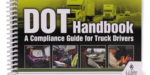 J.J. Keller Develops DOT Handbook for Drivers