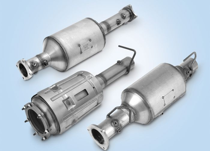 AP Exhaust Offers Aftermarket DPFs for Class 2 and 3