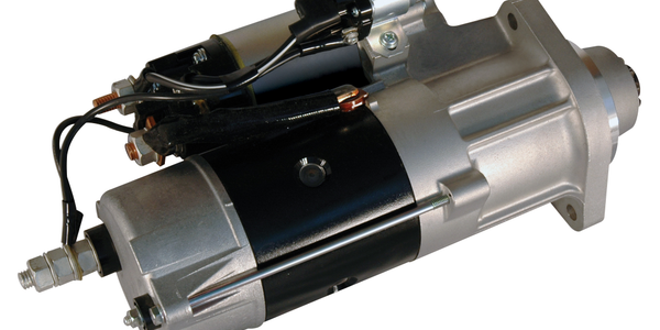 Mitsubishi Electric Offers Starter Developed for DD15 Engine