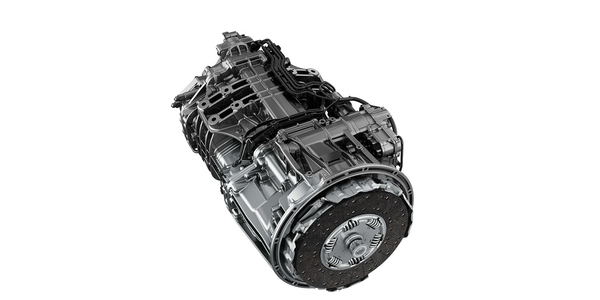 Detroit to Offer PTO Option for DT12 Transmission