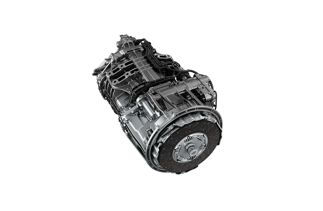Detroit to Offer PTO Option for DT12 Transmission - Products