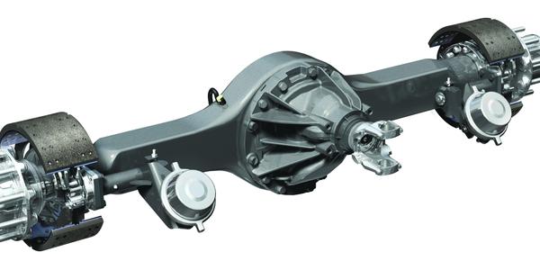 Dana Adds Two Lightweight Axles to Medium-duty Portfolio