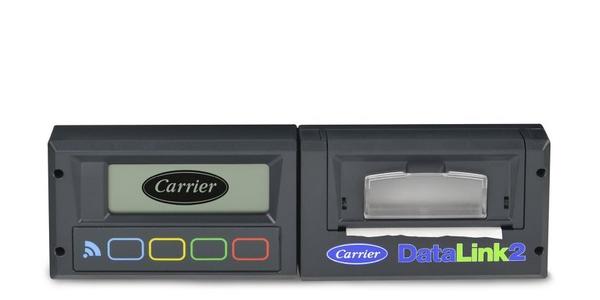 DataLink 2 Monitors Refrigeration Unit Temperature