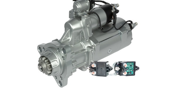 BorgWarner Brings Integrated Magnetic Switch to Delco Remy Starters